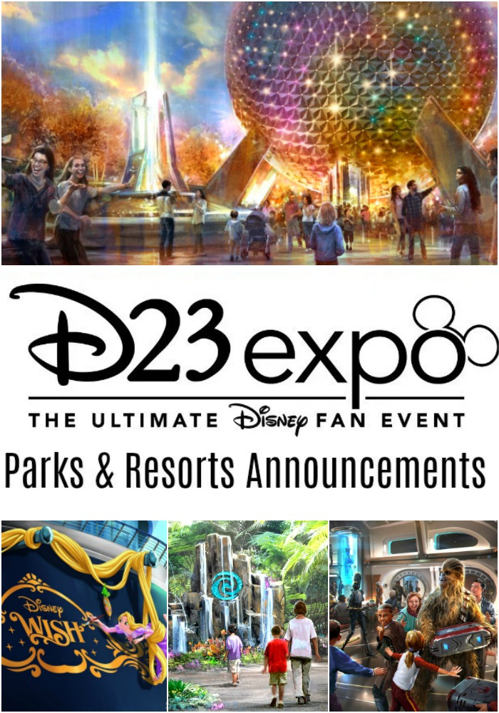 D23 Expo 2019, Disney D23 Expo News, What's coming to Disney, #D23Expo #Disney23Expo #DisneySMC #DisneyParks #DisneyCruise #NowMoreThanEver #StarWars #GalaxysEdge #DisneyWish