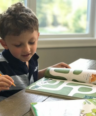 Make Learning FUN with TinkerActive Workbooks!