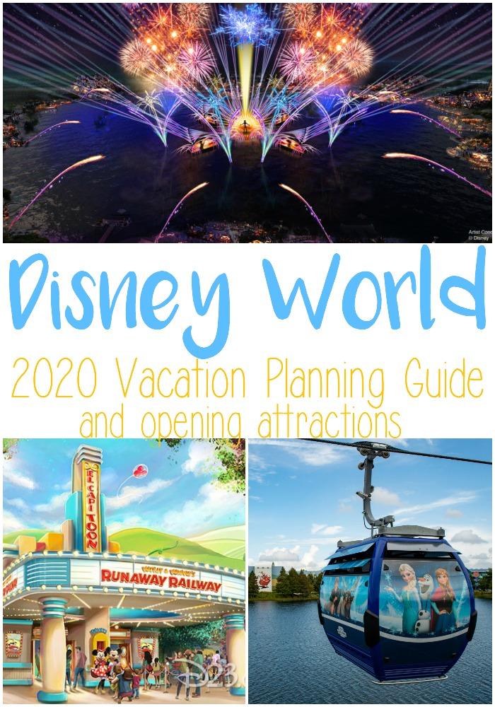 Disney World 2020, Disney Vacation Guide, Disney new attractions, Disney Tips, #NowMoreThanEver #DisneyParks #DisneySMC #DisneyWorld