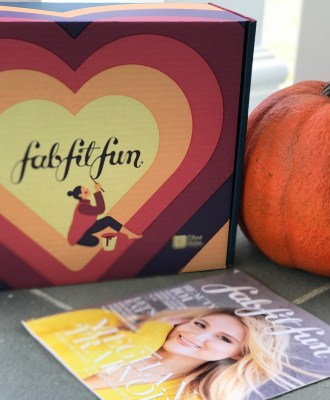 FabFitFun Fall 2019 Box + Promo Code