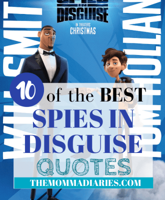 10 of the Best Quotes From Spies in Disguise