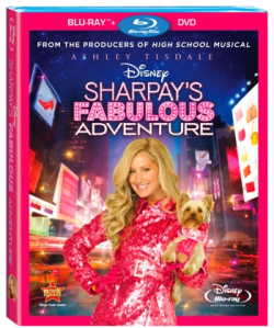 Sneak Peek-Sharpay's Fabulous Adventure