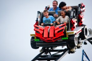 LEGOLAND Creates Program for First Time Roller Coaster Riders