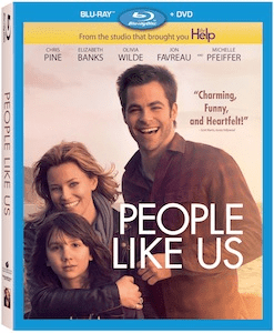 People Like Us Blu-Ray DVD Combo Pack Review