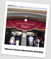 mouse house memories