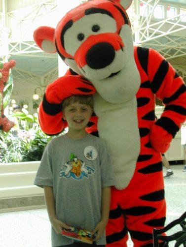 Jordan's 9th Birthday Crystal Palace