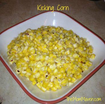 Kicking Corn