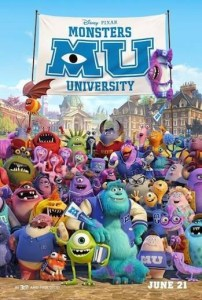 Family Entertainment: Monsters University