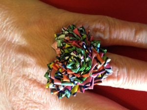 Quiet Mischief Duct Tape Ring Review