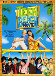 Family Entertainment: Teen Beach Movie Review
