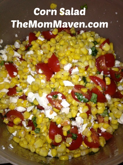 Easy recipe Corn Salad