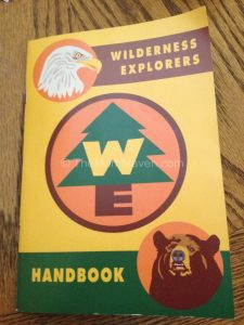 Mouse House Memories: Wilderness Explorers
