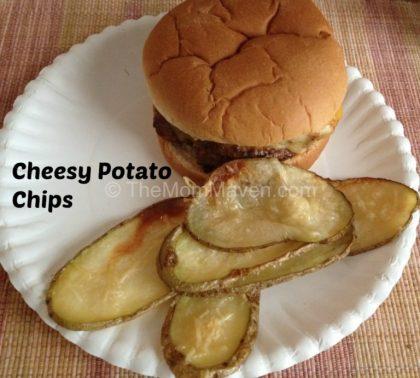 cheesy potato chips
