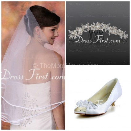 Ivory Low Heel Wedding Shoes Colorific
