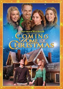 Coming Home for Christmas DVD Review and Giveaway