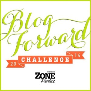 Zone Perfect Blog Forward Challenge