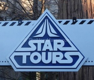 Mouse House Memories-Star Tours The Adventure Continues