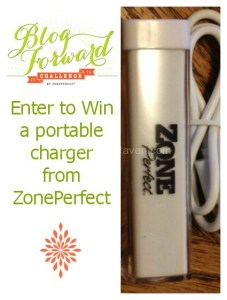 ZonePerfect Blog Forward Challenge 2
