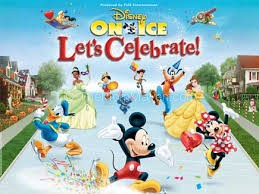 Disney on Ice Let's Celebrate Tampa Ticket Giveaway