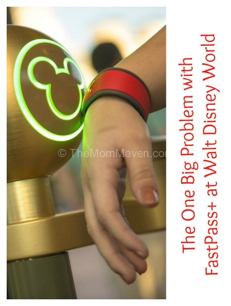The FastPass+ Problem at Walt Disney World