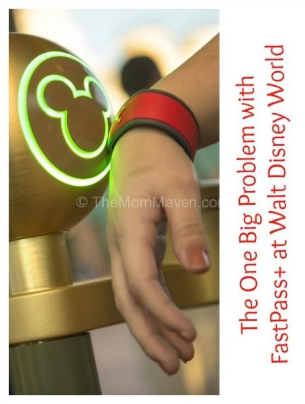The FastPass+ Problem at Walt Disney World