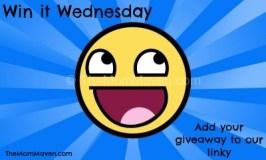 Win it Wednesday 12-7-16
