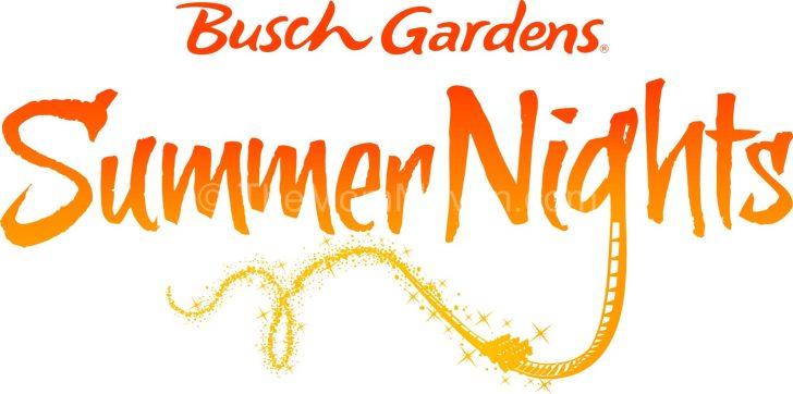 Summer Nights Busch Gardens Tampa