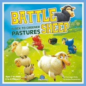 Play Battle Sheep at your next Game Night