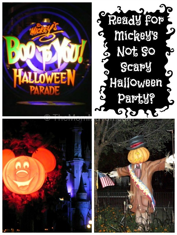 Mickey S Spooktacular Celebration In Room Review