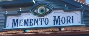 Memento Mori Now Open at Walt Disney World