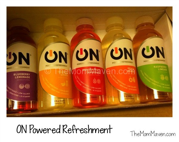 ON Powered Beverage Review - The Mom Maven