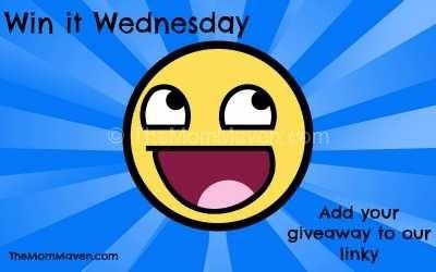 Win It Wednesday Giveaway Linky 10-18-17