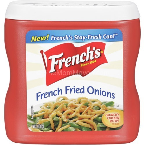 french's french fried onions