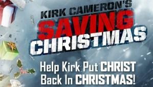 Kirk Cameron's Saving Christmas Review