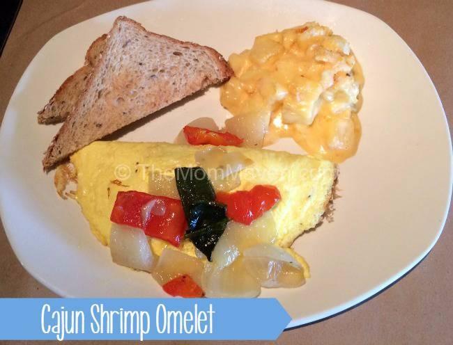 Cajun Shrimp Omelet at Bonefish Grill-compressed