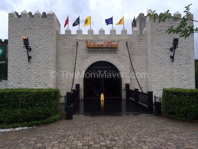 Medieval Times Orlando entrance