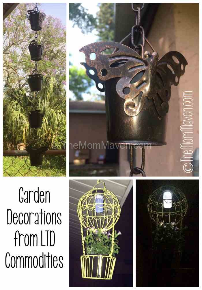 Garden Decorations from LTD Commodities