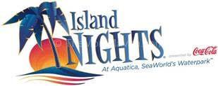 Island Nights at Aquatica