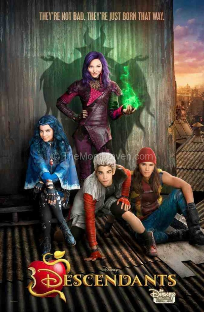 Descendants debuts on Disney Channel July 31, 2015
