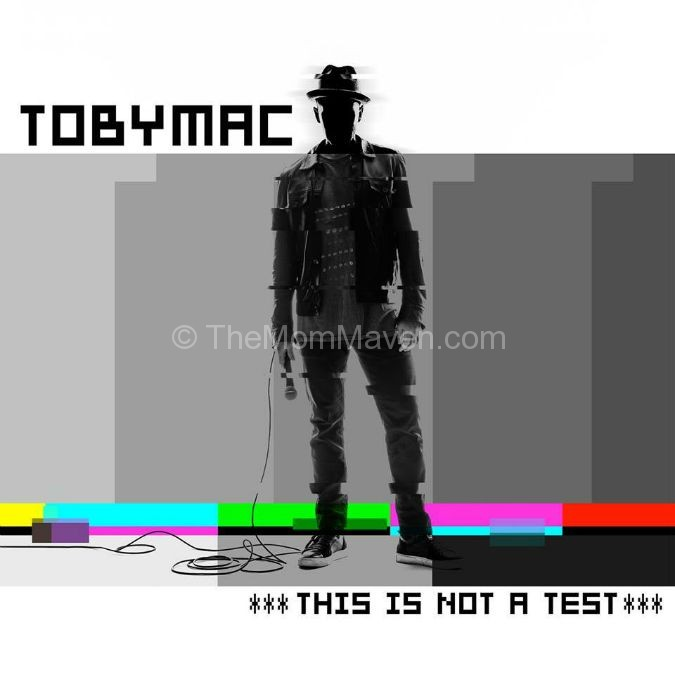 "TobyMac ""This is Not a Test"" available August 7, 2015"
