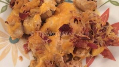 The Best Chicken Casserole Ever