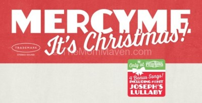 MercyMe Christmas Album Review and Giveaway