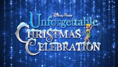 Set your DVR-Disney Parks Unforgettable Christmas Celebration