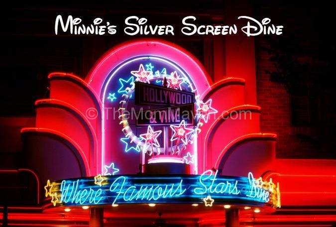 Minnies silver screen dine at Disney's Hollywood Studios