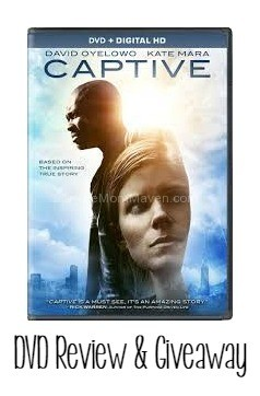 Captive DVD Review and Giveaway