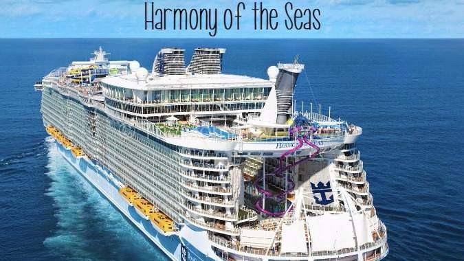 Harmony of the Seas Royal Caribbean International European Itinerary 2016