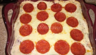 White Pizza Dip Recipe-Perfect for the Big Game