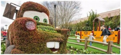 The 2016 Epcot International Flower & Garden Festival is Right Around the Corner
