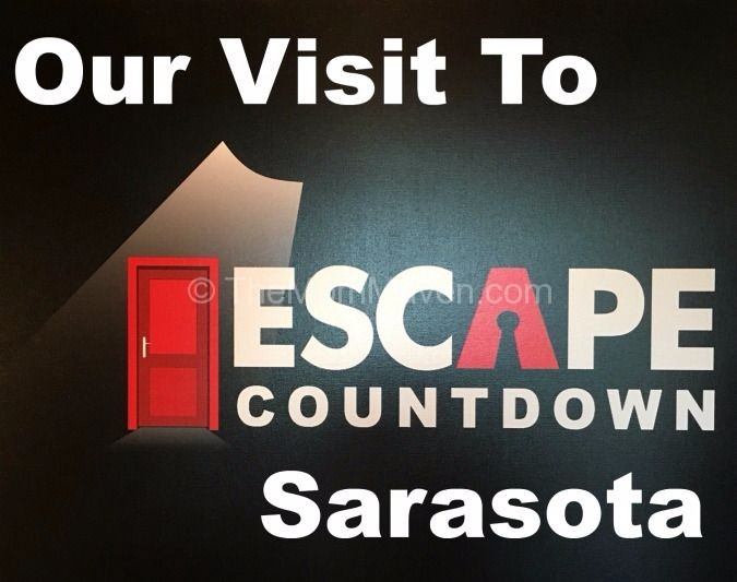 Our visit to Escape Countdown Sarasota
