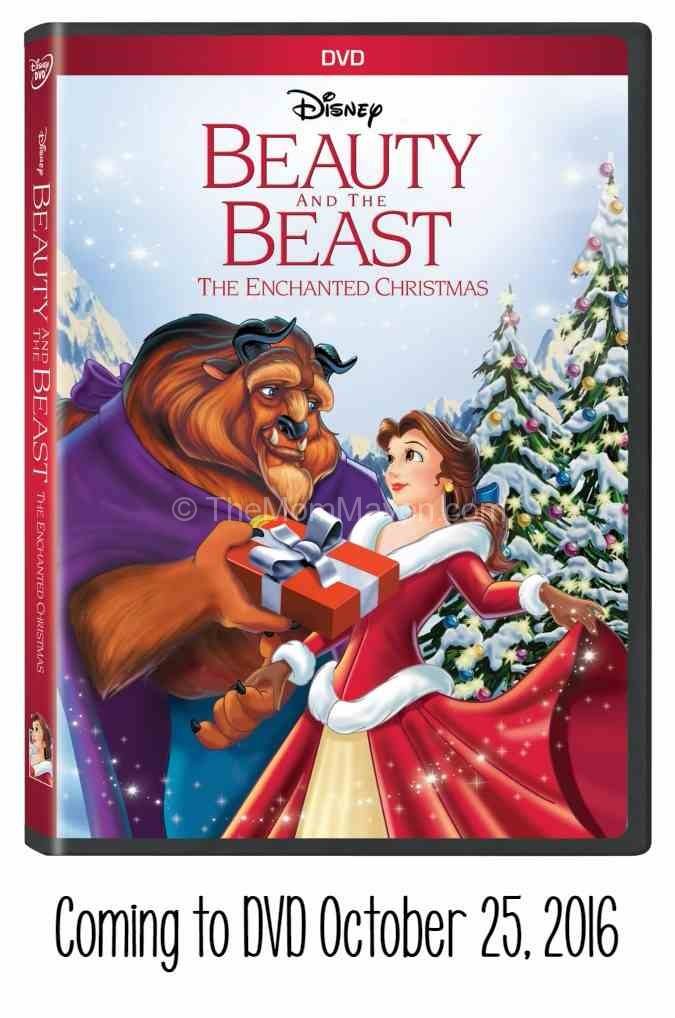 Beauty and the Beast The Enchanted Christmas coming to DVD - The ...